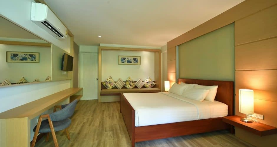 Guest House Bedroom 4