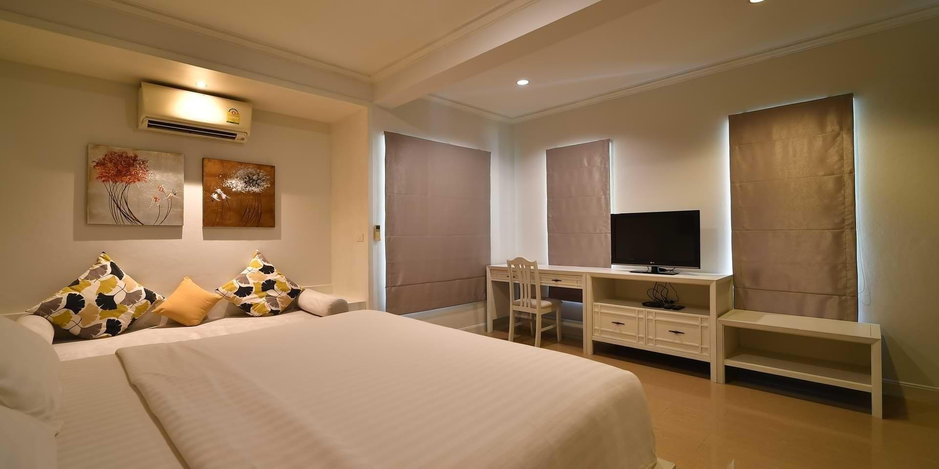 Villa Bedroom 1